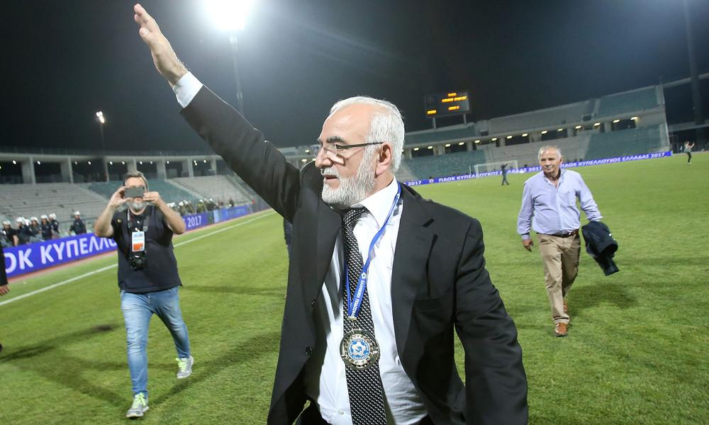 Ιβάν Σαββίδης: «Ο Μακ επιστρέφει στον ΠΑΟΚ»