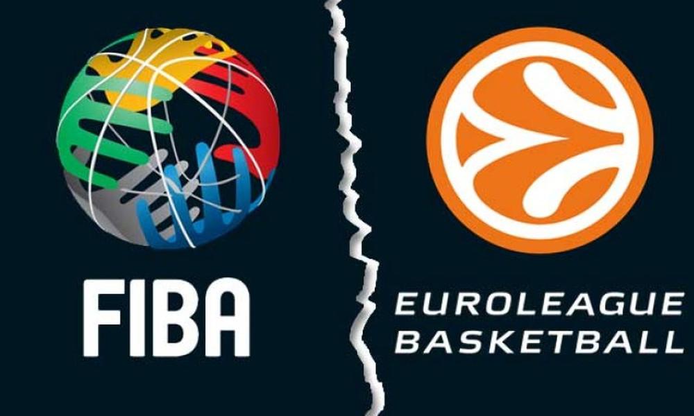 Άμεση αντίδραση από FIBA: «Η Euroleague βάζει άδικα εμπόδια στους παίκτες της»