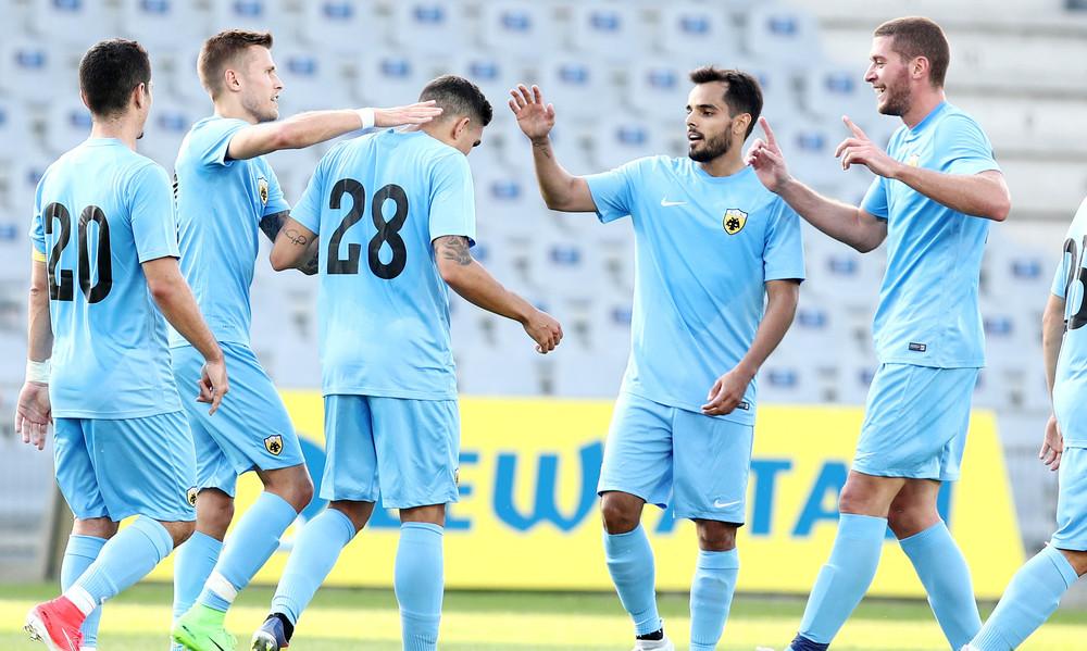 Κορόνα Κίελτσε - ΑΕΚ 0-1: Σε καλό δρόμο!