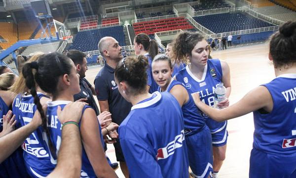 Ευρωπαϊκό πρωτάθλημα Νέων Γυναικών: «Λύγισε» η Εθνική απέναντι στην Γερμανία