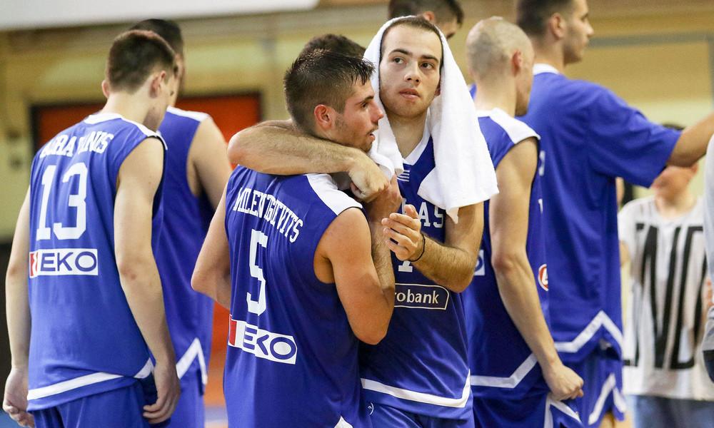 Εθνική Νέων Ανδρών: «Δύο στα δύο» η Ελλάδα κόντρα στην Ισλανδία