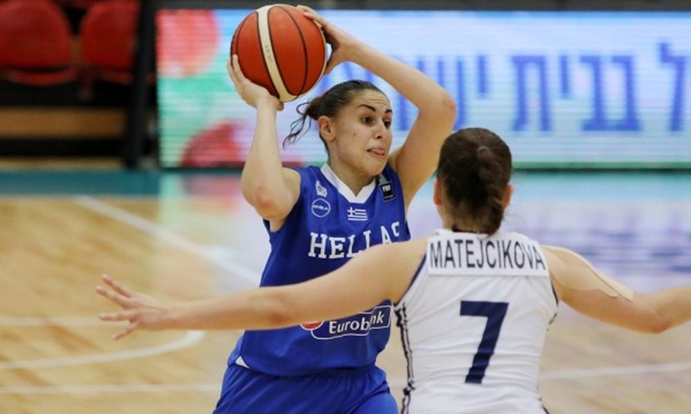 Ευρωπαϊκό Πρωτάθλημα: Βλέπει τετράδα η Εθνική Νέων Γυναικών