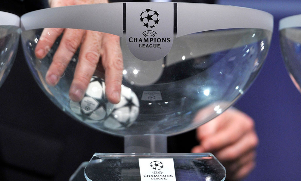 Champions League: Με Παρτιζάν ή Μπουντούτσνοστ ο Ολυμπιακός, με ΤΣΣΚΑ Μόσχας η ΑΕΚ