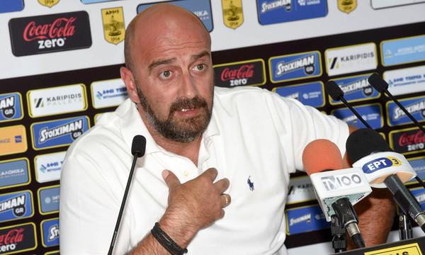 Μυροφορίδης: «Πέρυσι ο Άρης δεν σεβάστηκε την Football league»