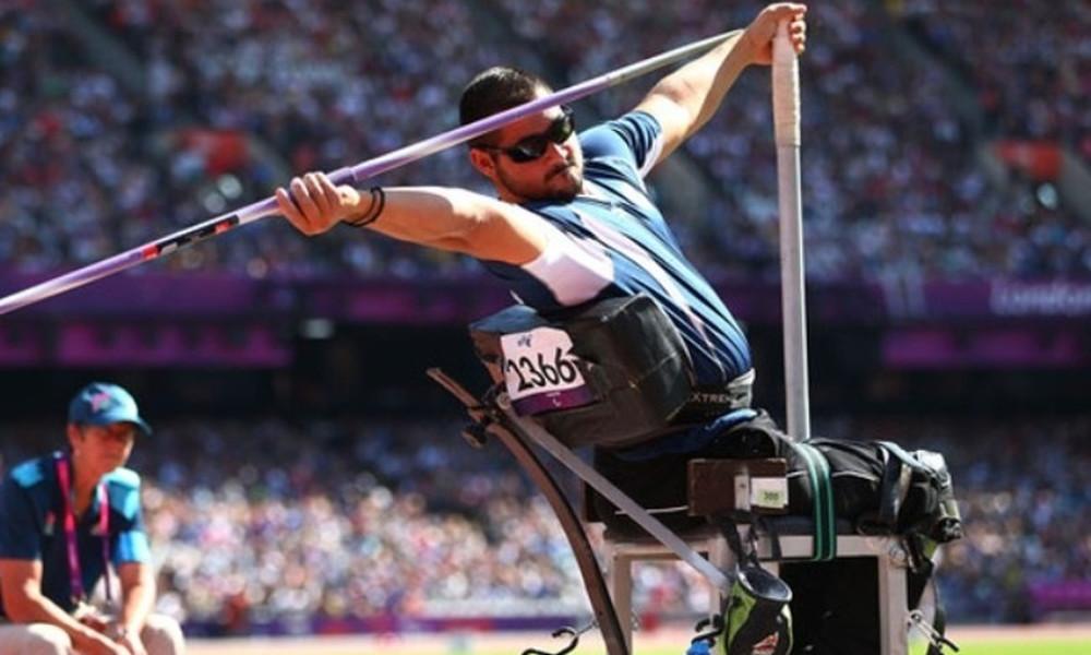 Παγκόσμιο Πρωτάθλημα ΑμεΑ: «Χρυσός» με ρεκόρ ο Στεφανουδάκης στον ακοντισμό