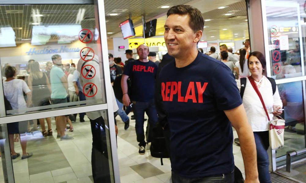 Ολυμπιακός: Έφτασε στο Βελιγράδι
