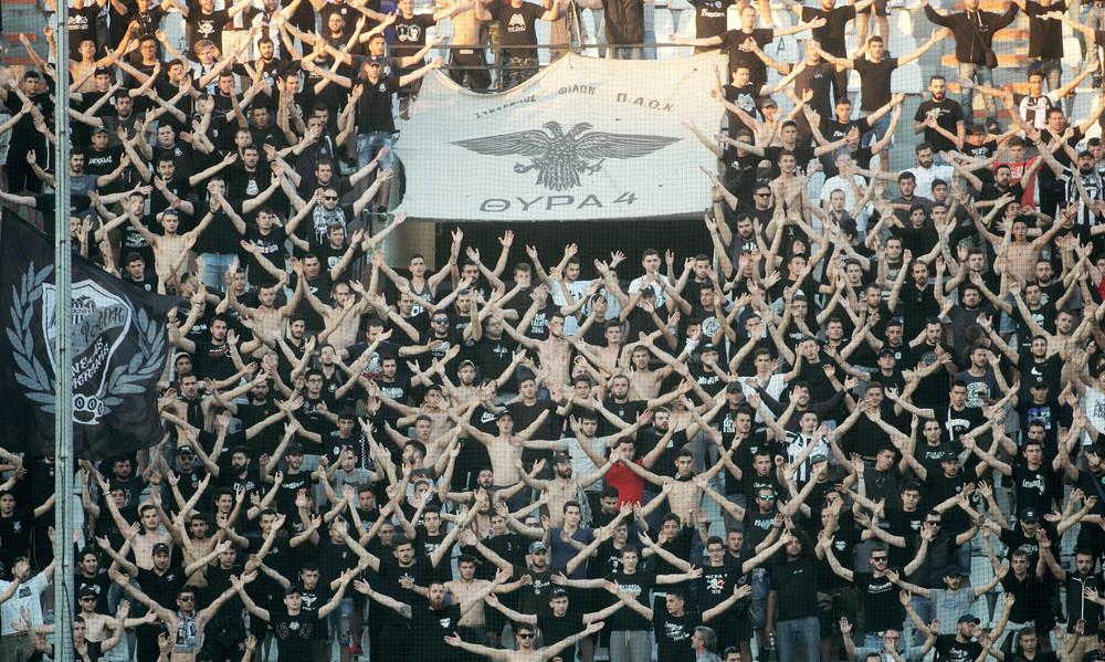 Παρτιζάν - Ολυμπιακός: Οπαδοί του ΠΑΟΚ στο Βελιγράδι!
