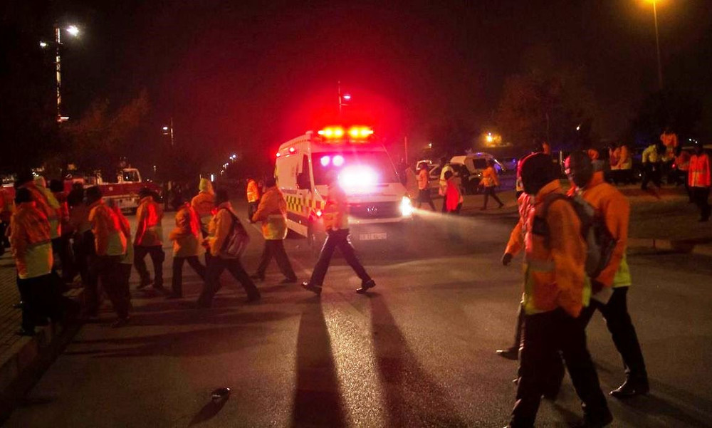Τραγωδία! Δύο νεκροί οπαδοί σε ντέρμπι της Νοτίου Αφρικής