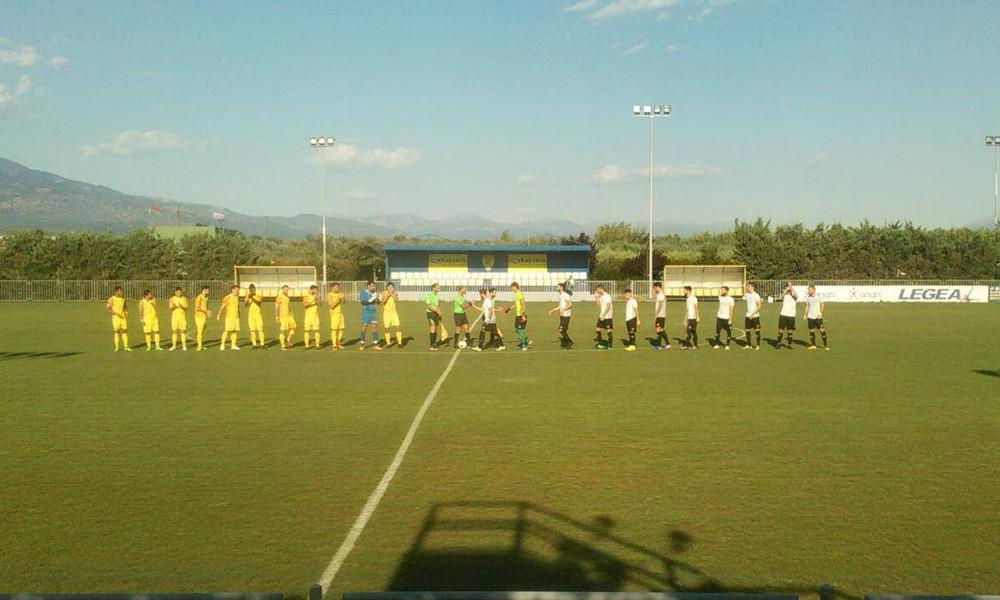 Παναιτωλικός-Παναιγιάλειος 1-0: «Έσωσε» την παρτίδα ο Μάζουρεκ