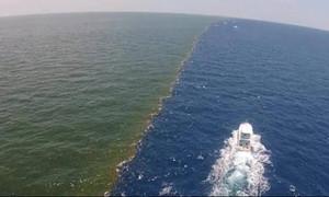 Απίστευτο βίντεο: Το σημείο που συναντώνται Ειρηνικός και Ατλαντικός ωκεανός