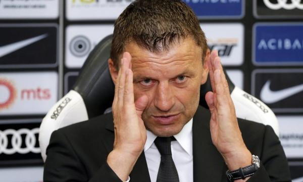 Τζούκιτς: «Έγιναν επαφές με Ολυμπιακό, αλλά τώρα είμαι στην Παρτιζάν»