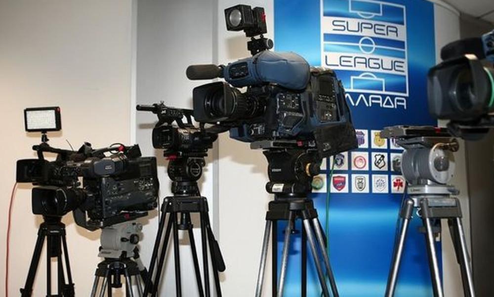 Ολοταχώς για ναυάγιο στα τηλεοπτικά - Στον αέρα η σέντρα της Super League