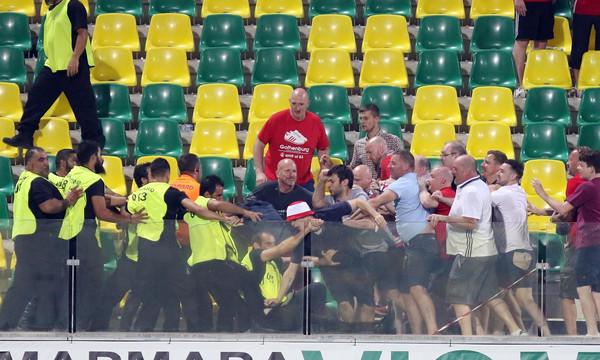 Europa League: Δύο τραυματίες από επεισόδια οπαδών της Αμπερντίν στην Κύπρο