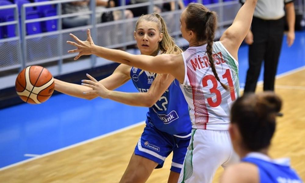Ουγγαρία-Ελλάδα 87-63: Με Σουηδία στα προημιτελικά η Εθνική
