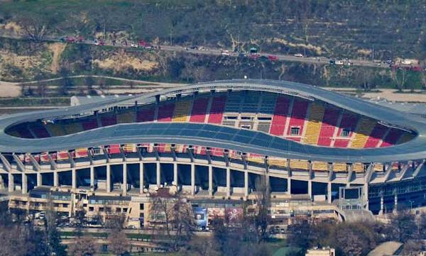 Τελικός Super Cup Ευρώπης: Αφόρητη ζέστη και «δρακόντεια» μέτρα στα Σκόπια
