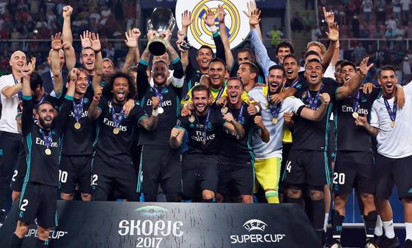 Τελικός και… κούπα η Ρεάλ Μαδρίτης!