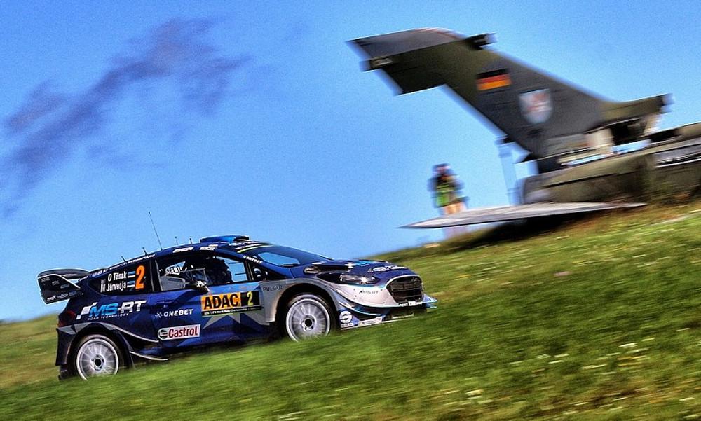 WRC: Θριάμβευσε ο Τανάκ στη Γερμανία