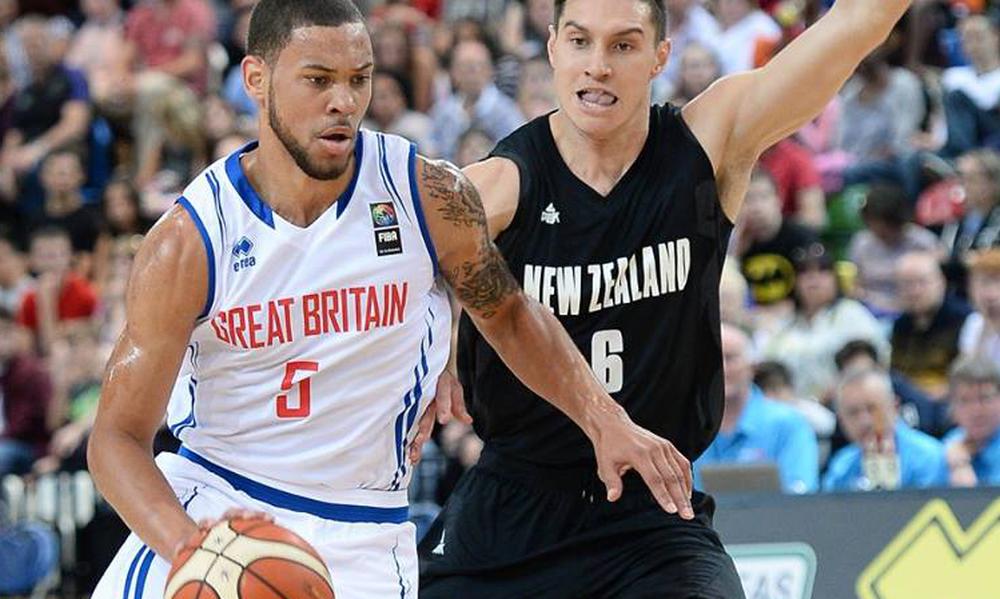 Ευρωμπάσκετ 2017: Με Οκερέαφορ η 12άδα της Μ. Βρετανίας