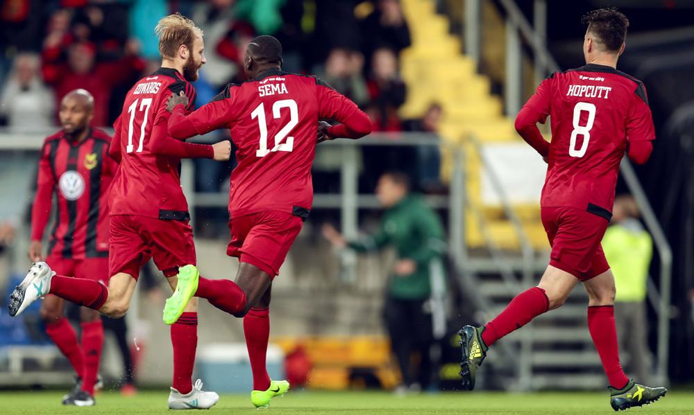 Εφιάλτης για ΠΑΟΚ στην Σουηδία, προηγείται με 2-0 η Έστερσουντ (videos)