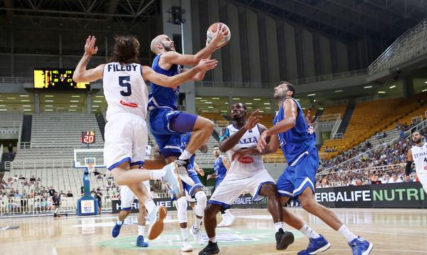 Ελλάδα - Ιταλία 73-70: Έβγαλε αντίδραση στο παρκέ!