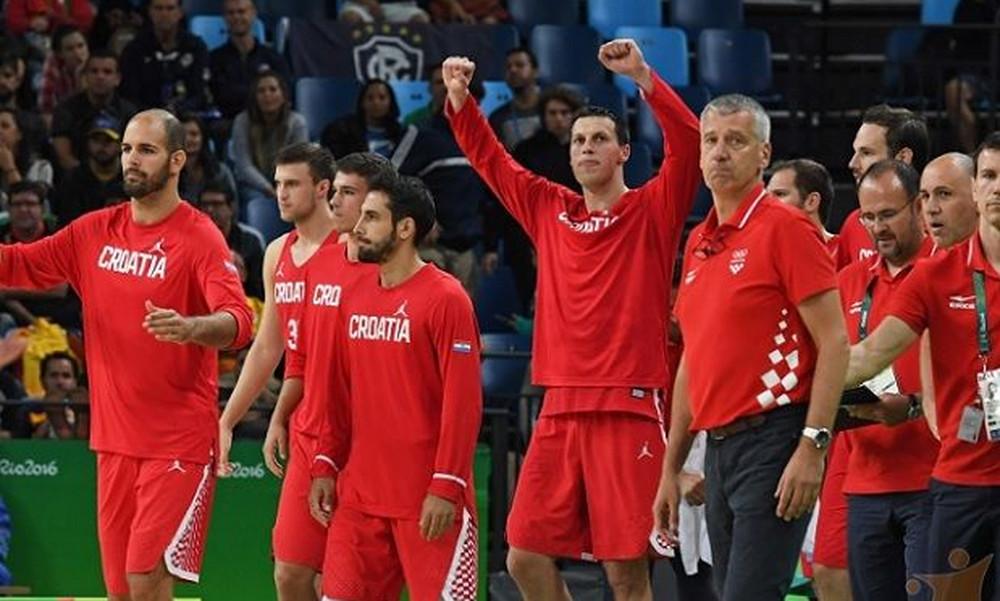Ευρωμπάσκετ 2017: Η τελική 12άδα της Κροατίας