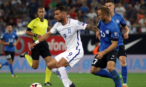 Ελλάδα - Εσθονία 0-0: Χαμένη ευκαιρία