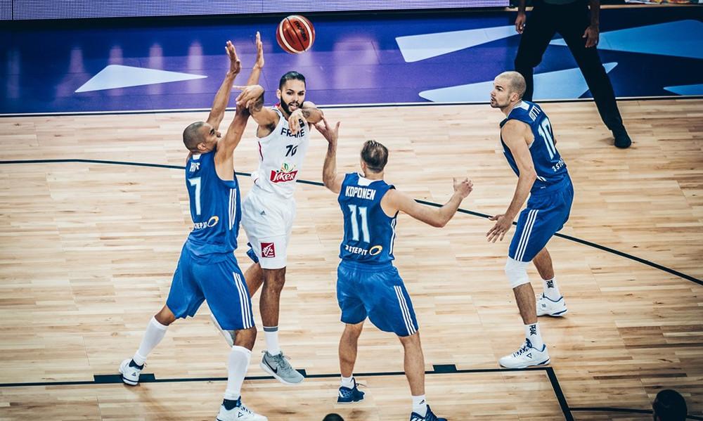 Ευρωμπάσκετ 2017: «Βόμβα» από Φινλανδία, νίκησε τη Γαλλία!