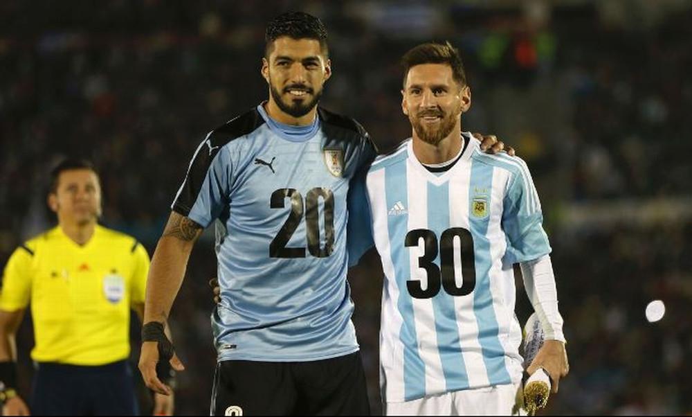 Ισόπαλο χωρίς σκορ το Αργεντινή - Ουρουγουάη