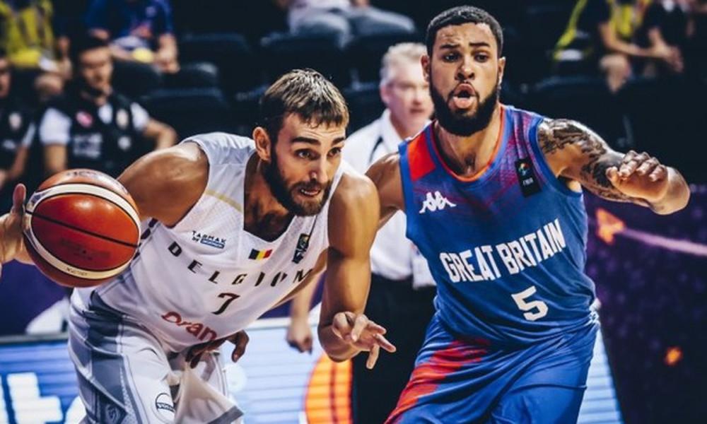 Ευρωμπάσκετ 2017: Έτρεχε με... 100 το Βέλγιο