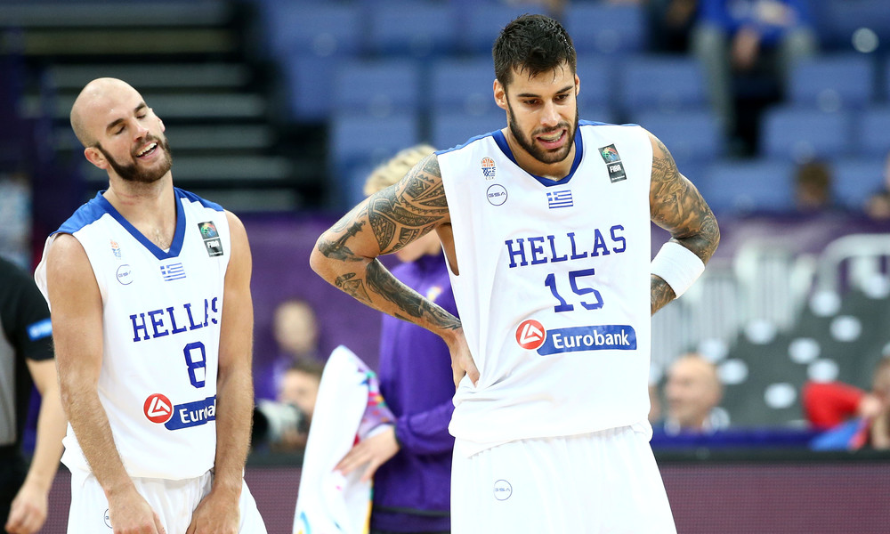 Eurobasket 2017: Ελλάδα - Γαλλία 87-95: Άργησε να ξυπνήσει και το πλήρωσε