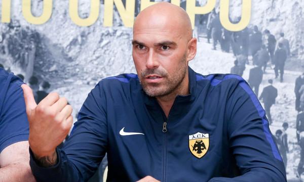 «Φεύγει από την ΑΕΚ ο Μαϊστόροβιτς»