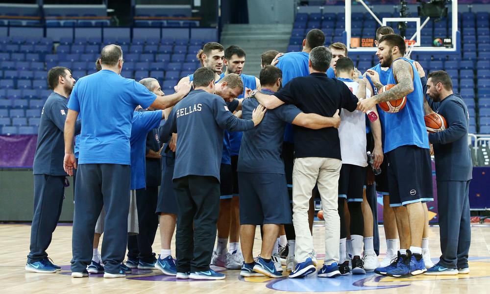 ΠΑΜΕ ΣΤΟΙΧΗΜΑ στο Eurobasket με πάνω από 100 επιλογές για την Εθνική Ομάδα