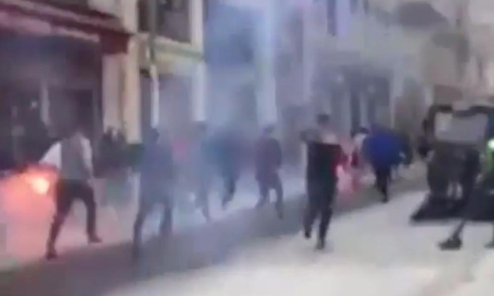 Θεσσαλονίκη: Στο νοσοκομείο τρεις οπαδοί από επεισόδια