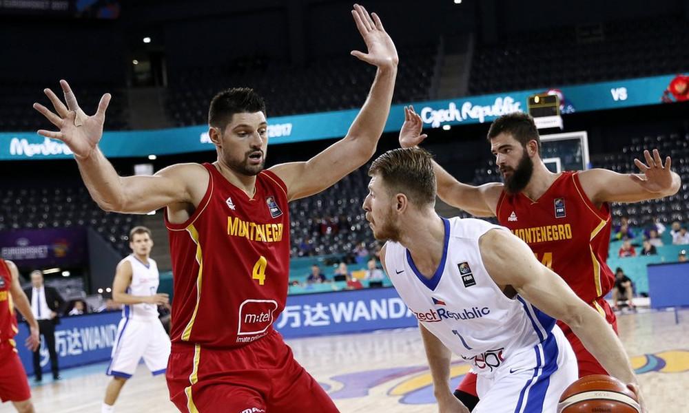 Ευρωμπάσκετ 2017: Πρόκριση για Μαυροβούνιο