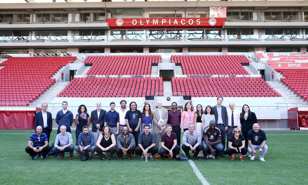 Ολυμπιακός: Γεμάτη ατζέντα στην πρώτη μέρα του Συνεδρίου του Χάρβαρντ