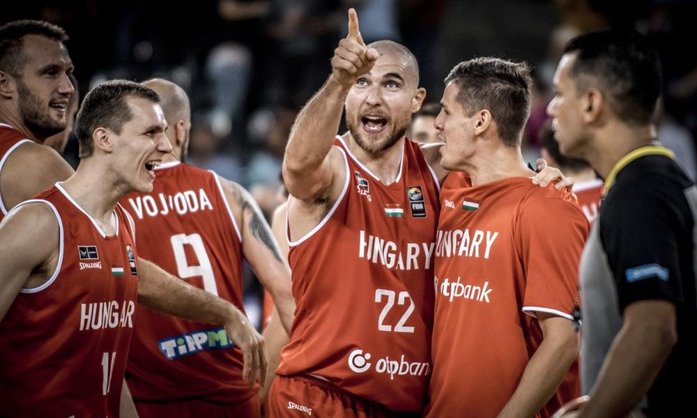Ευρωμπάσκετ 2017: Στους «16» η Ουγγαρία