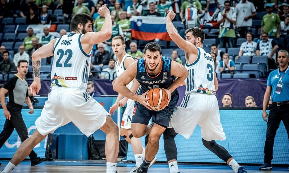Ευρωμπάσκετ 2017: Διέλυσε τη Γαλλία και τερμάτισε πρώτη η Σλοβενία!