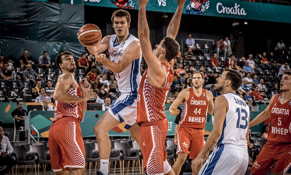 Ευρωμπάσκετ 2017: Με… τρελά γκάζια στους «16» η Κροατία!