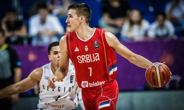 Ευρωμπάσκετ 2017: «Αέρας» η Σερβία με πρωταγωνιστή τον Μπογκντάνοβιτς