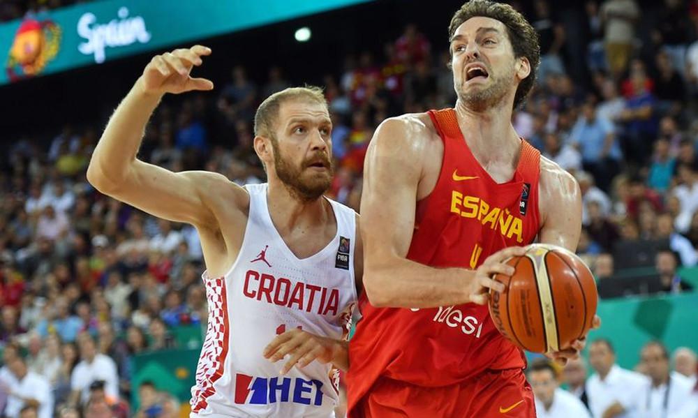 Ευρωμπάσκετ 2017: Ιστορικό... Top 5 με Γκασόλ