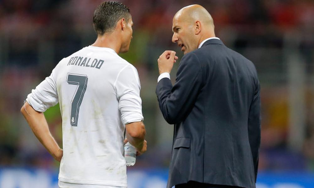 Ζιντάν: «Ο Ρονάλντο είναι ο ηγέτης μας»