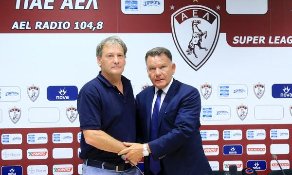 Ματάισεν: «Θα βρούμε λύσεις για να φέρουμε την ΑΕΛ σε μια άνετη θέση στη Super League» (pics)