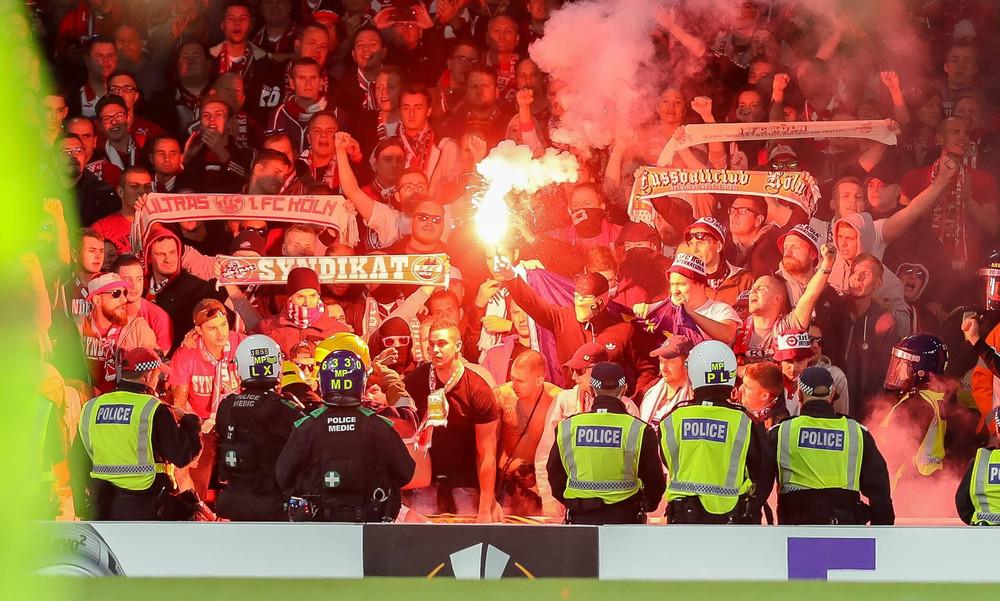 UEFA: Τιμωρία για Άρσεναλ και Κολωνία (videos)
