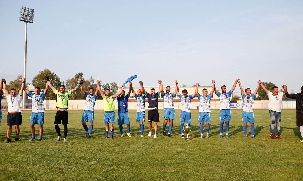Α.Ε. Καραϊσκάκης για… Super League