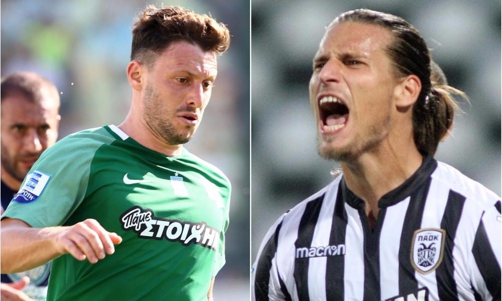 Super League: Άλτμαν και Πρίγιοβιτς οι κορυφαίοι