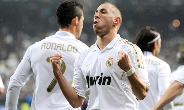 Χέρι-χέρι Μπενζεμά και Ρεάλ Μαδρίτης!