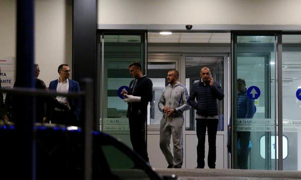 Ντιναμό Ζάγκρεμπ: Πλάκωσαν στο ξύλο τον προπονητή!