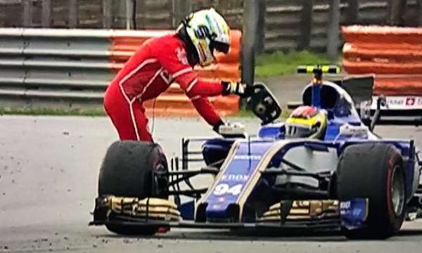 Χαμός στη Μαλαισία! Ο Στρολ διέλυσε την Ferrari του Φέτελ (vids)
