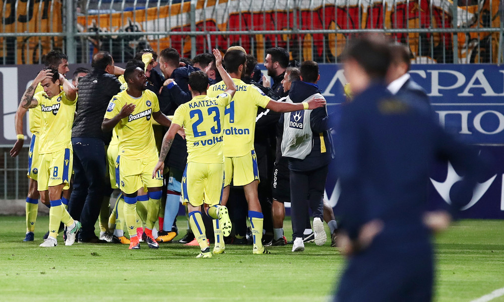 Αστέρας Τρίπολης-ΑΕΚ 2-0: Την βρήκε «μπόσικη» και την εκτέλεσε!