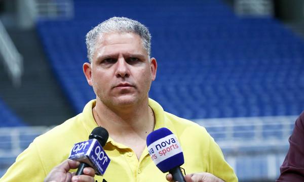 Μανωλόπουλος: «Να πρωταγωνιστήσουμε και στο ελληνικό πρωτάθλημα»
